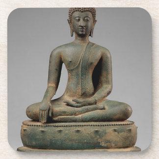 Porta-copos Buddha - Tailândia assentados