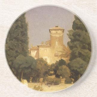 Porta-copos Casa de campo Malta, Roma pelo senhor Leighton
