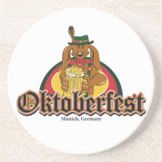 Porta-copos Dachshund de Oktoberfest