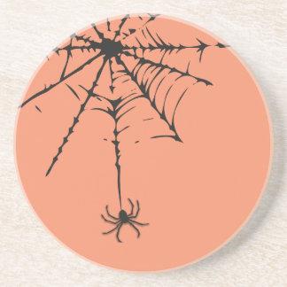 Porta-copos De Arenito A Web de aranha mim