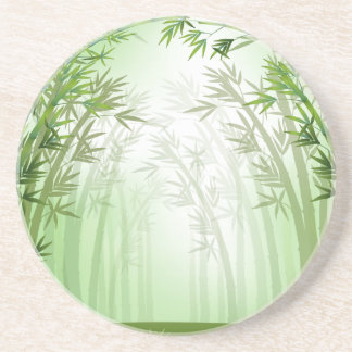 Porta-copos De Arenito Bambu