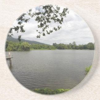 Porta-copos De Arenito Chiang Mai Tailândia