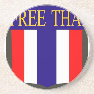 Porta-copos De Arenito Free_Thai_insignia