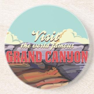 Porta-copos De Arenito Grand Canyon