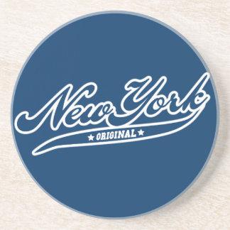 Porta-copos De Arenito New York