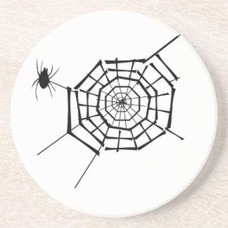 Porta-copos De Arenito ninho da aranha