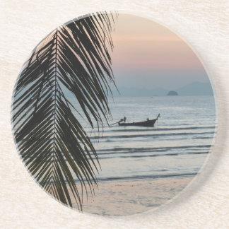 Porta-copos De Arenito Praia de Krabi