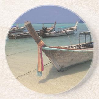 Porta-copos De Arenito Tailândia, mar de Andaman, ilha da phi da phi de