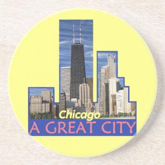 Porta copos de Chicago