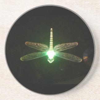 Porta copos de incandescência das libélulas