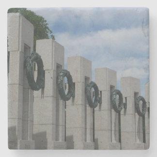 Porta Copos De Pedra Grinaldas do memorial da segunda guerra mundial