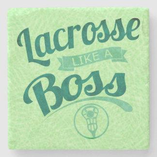 Porta Copos De Pedra O Lacrosse gosta de um chefe