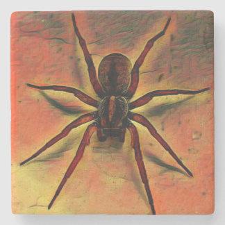 Porta Copos De Pedra Porta copos da aranha