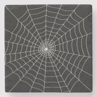 Porta Copos De Pedra Web de aranha