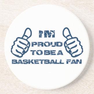 Porta-copos Design do fã de basquetebol