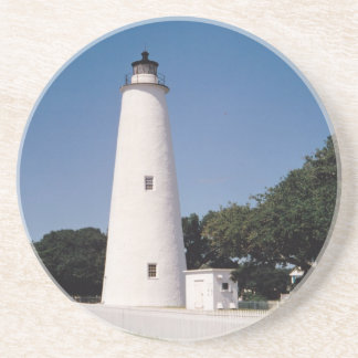 Porta-copos Farol de Ocracoke
