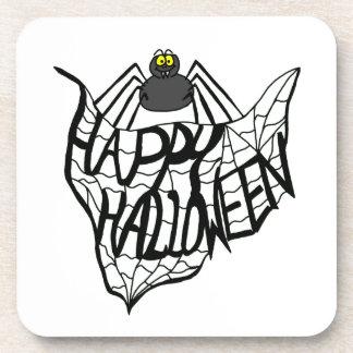 Porta copos feliz da Web de aranha do Dia das