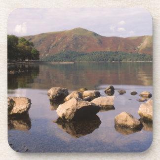 Porta-copos Foto da lembrança da água de Derwent do distrito