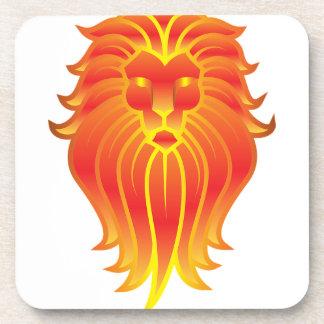 Porta-copos Leão customizável do zodíaco de Leo do fogo