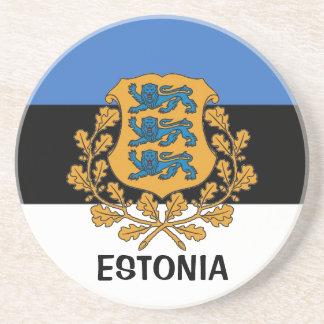 Porta copos muito bonita de Estónia!