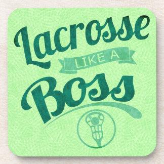 Porta-copos O Lacrosse gosta de um chefe