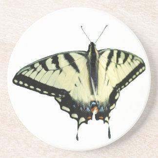Porta copos oriental da borboleta de Swallowtail d