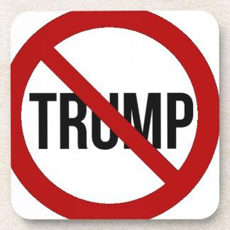 Porta-copos Pare o Anti-Trunfo 2016 de Donald Trump