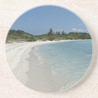 Porta-copos Praia 2 de Samui do Koh