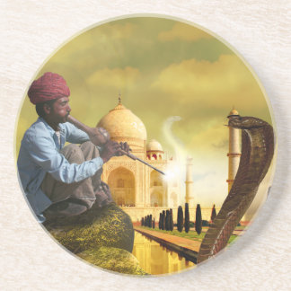 Porta-copos Taj Mahal