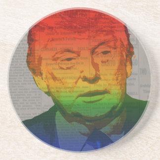 Porta-copos Trunfo do arco-íris
