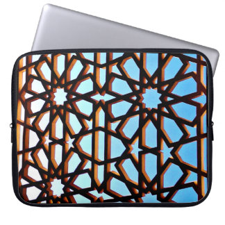 Porta do ferro capa para laptop