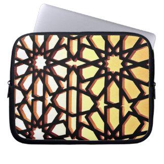 Porta do ferro sleeve para laptop
