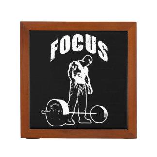 Porta Lápis FOCO - exercício inspirador
