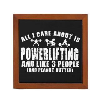 Porta Lápis Tudo cuidado de I é aproximadamente Powerlifting.