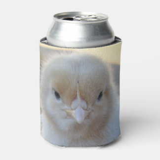 Porta-lata Baby_Yellow_Chicken_Stubby_Can_Cooler_Holder