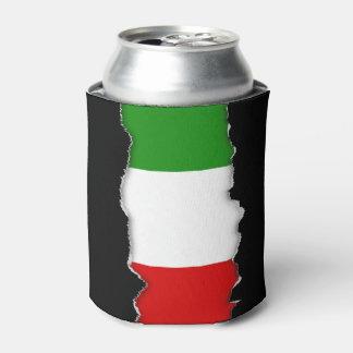 Porta-lata Bandeira de Italia