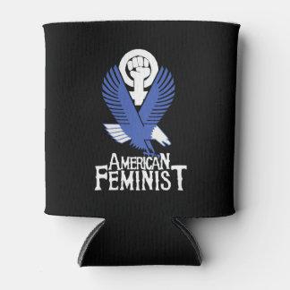 Porta-lata Feminista americana