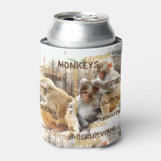 Porta-lata Macacos