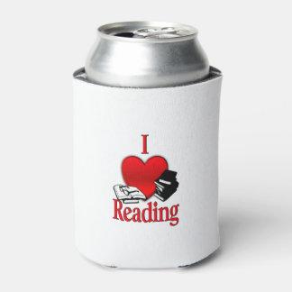 Porta-lata Mim leitura do coração