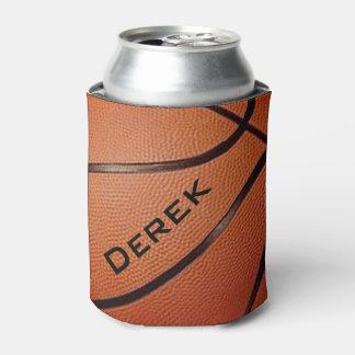 Porta-lata O design do basquetebol pode refrigerador