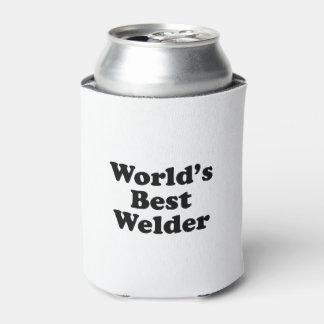 Porta-lata O melhor soldador do mundo