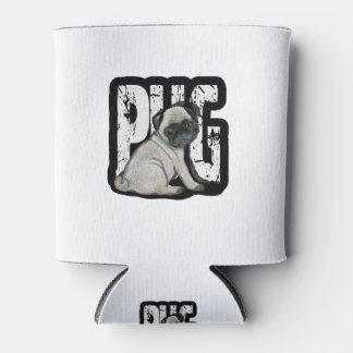 Porta-lata Pug