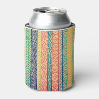 Porta-lata Suporte Verão-Temático asteca da lata
