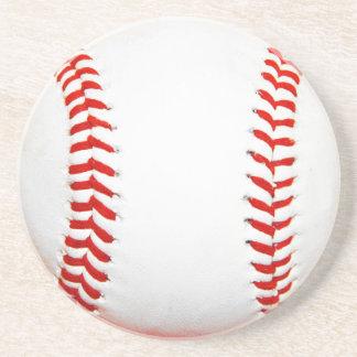 Portas copos do basebol porta copos de arenito