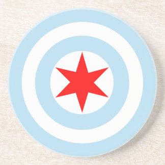 Portas copos do protetor da bandeira do capitão Ch Porta Copos