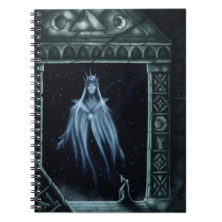 portas do caderno da fantasia da eternidade
