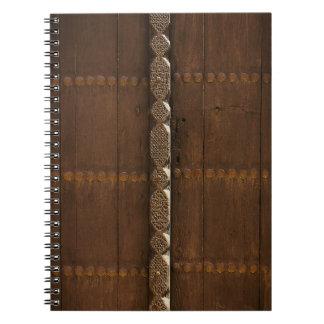 Portas do caderno da foto de Arábia (80 páginas B
