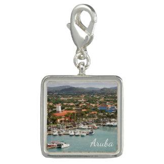 Porto de Aruba Charms Com Foto