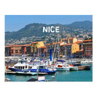 Porto em agradável, France Cartão Postal