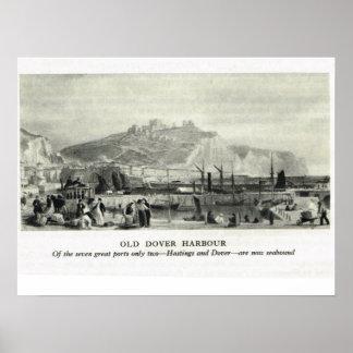 Porto velho de Kent histórico, Dôvar Poster